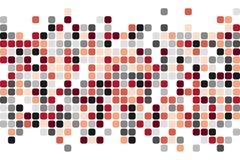 αφηρημένα τετράγωνα ανασκόπησης Διανυσματική ανασκόπηση Στοκ φωτογραφία με δικαίωμα ελεύθερης χρήσης