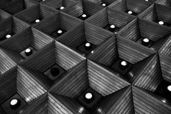 Αφηρημένα τετράγωνα Στοκ φωτογραφία με δικαίωμα ελεύθερης χρήσης