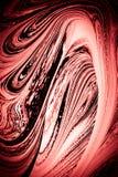 Αφηρημένα τυχαία σχέδια από τα μικτά χρώματα τονισμένος Στοκ Φωτογραφία