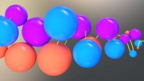 Αφηρημένα υπόβαθρο και χρώματα Στοκ εικόνα με δικαίωμα ελεύθερης χρήσης