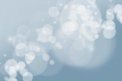 Αφηρημένα φω'τα διακοπών Χριστουγέννων Στοκ εικόνα με δικαίωμα ελεύθερης χρήσης