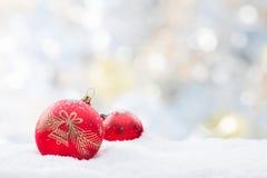 αφηρημένα Χριστούγεννα ανασκόπησης Στοκ Φωτογραφίες