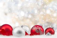 αφηρημένα Χριστούγεννα ανασκόπησης Στοκ εικόνες με δικαίωμα ελεύθερης χρήσης