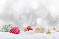 αφηρημένα Χριστούγεννα ανασκόπησης ελεύθερη απεικόνιση δικαιώματος