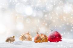 αφηρημένα Χριστούγεννα ανασκόπησης απεικόνιση αποθεμάτων