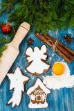 Αφηρημένα Χριστούγεννα και νέο υπόβαθρο έτους με το παλαιό εκλεκτής ποιότητας ξύλο Στοκ εικόνες με δικαίωμα ελεύθερης χρήσης
