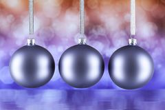 αφηρημένα Χριστούγεννα σφ&alp Στοκ Εικόνες