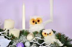αφηρημένα Χριστούγεννα σφ&alp Στοκ εικόνες με δικαίωμα ελεύθερης χρήσης