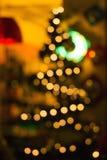 αφηρημένα Χριστούγεννα Στοκ Φωτογραφίες