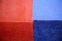 αφηρημένα χρώματα τέσσερα τ&omi Στοκ εικόνα με δικαίωμα ελεύθερης χρήσης