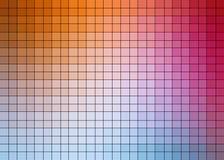 Αφηρημένα χρώματα υποβάθρου των λουλουδιών Στοκ Φωτογραφίες