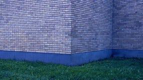 Αφηρημένα landforms και αρχιτεκτονική Στοκ Εικόνα