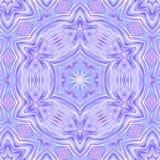 Αφηρημένα snowflakes σχεδίων υποβάθρου Χριστουγέννων Hexagon διανυσματική απεικόνιση