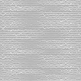 Αφηρημένες άσπρες και γκρίζες τυχαίες χαοτικές συστάσεις γραμμών Grunge Ov απεικόνιση αποθεμάτων