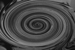 Αφηρημένες ακτινωτές γραμμές κύκλων Στοκ Εικόνες