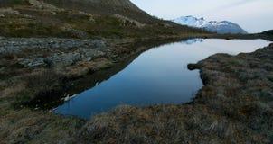 Αφηρημένες αντανακλάσεις και landforms Στοκ φωτογραφία με δικαίωμα ελεύθερης χρήσης