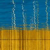 Αφηρημένες αντανακλάσεις Στοκ φωτογραφία με δικαίωμα ελεύθερης χρήσης