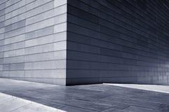 Αφηρημένες αρχιτεκτονικές γραμμές Στοκ Εικόνα