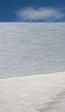 Αφηρημένες αρχιτεκτονικές γραμμές Στοκ φωτογραφία με δικαίωμα ελεύθερης χρήσης