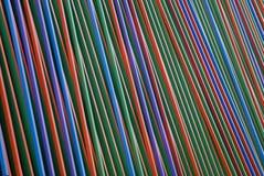 αφηρημένες γραμμές ανασκόπ&e Στοκ Φωτογραφία