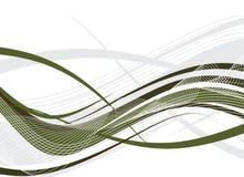 αφηρημένες γραμμές ανασκόπ&e Στοκ φωτογραφία με δικαίωμα ελεύθερης χρήσης
