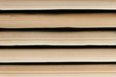 αφηρημένες γραμμές απομονωμένη βιβλία στοίβα σειράς Στοκ Εικόνες
