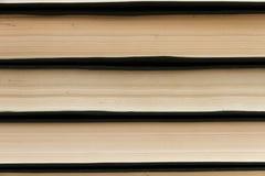 αφηρημένες γραμμές απομονωμένη βιβλία στοίβα σειράς Στοκ Φωτογραφίες