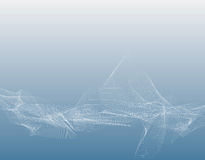 αφηρημένες γραμμές Στοκ εικόνες με δικαίωμα ελεύθερης χρήσης