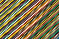 αφηρημένες ζωηρόχρωμες γραμμές ανασκόπησης Στοκ Φωτογραφίες
