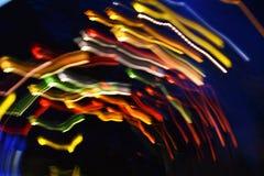 αφηρημένες ζωηρόχρωμες γρ& Στοκ Εικόνες