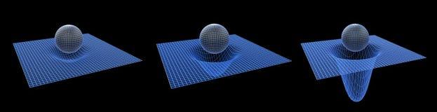αφηρημένες μαύρες οπτικές μορφές απεικόνισης παραίσθησης τρυπών desgin γεωμετρικές Στοκ φωτογραφίες με δικαίωμα ελεύθερης χρήσης