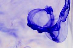 Αφηρημένες μορφές μελανιού Στοκ Εικόνες