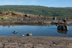 Αφηρημένες πέτρες επαρχίας Στοκ Φωτογραφίες