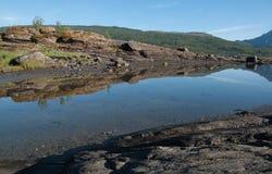 Αφηρημένες πέτρες επαρχίας Στοκ Εικόνες