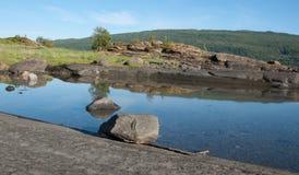 Αφηρημένες πέτρες επαρχίας Στοκ εικόνα με δικαίωμα ελεύθερης χρήσης