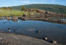 Αφηρημένες πέτρες επαρχίας Στοκ Εικόνα