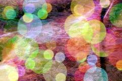 Αφηρημένες πολυστρωματικές εικόνες Στοκ φωτογραφία με δικαίωμα ελεύθερης χρήσης