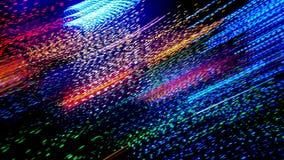Αφηρημένες ραβδώσεις του φωτός στοκ εικόνες