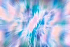 Αφηρημένες ταχύτητα και μετακίνηση στο καλλιτεχνικό υπόβαθρο θαμπάδων στο imagi Στοκ εικόνες με δικαίωμα ελεύθερης χρήσης