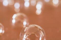 Αφηρημένες φυσαλίδες Στοκ φωτογραφία με δικαίωμα ελεύθερης χρήσης