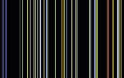 Αφηρημένες φωσφορίζουσες σκοτεινές χρυσές γραμμές disco, σύσταση, υπνωτικό θολωμένο δημιουργικό σχέδιο Στοκ Φωτογραφίες