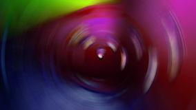 Αφηρημένες φωτογραφίες μέσα στο θολωμένο περίληψη ζουμ φωτογραφιών ενυδρείων Πολλά χρώματα Στοκ Φωτογραφίες