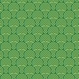 Αφηρημένη άνευ ραφής σύσταση κύκλων απεικόνιση αποθεμάτων