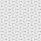 Αφηρημένη άσπρη άνευ ραφής σύσταση Στοκ εικόνα με δικαίωμα ελεύθερης χρήσης