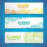 Αφηρημένη έννοια υποβάθρου λουλουδιών διακοσμήσεων Στοκ εικόνα με δικαίωμα ελεύθερης χρήσης