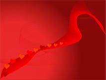 αφηρημένη αγάπη ανασκόπησης απεικόνιση αποθεμάτων