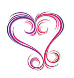 αφηρημένη αγάπη Στοκ εικόνα με δικαίωμα ελεύθερης χρήσης