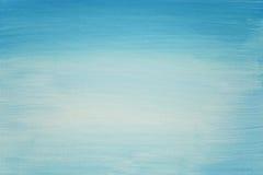Αφηρημένη ακρυλική σύσταση Στοκ εικόνα με δικαίωμα ελεύθερης χρήσης