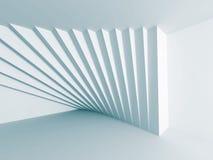αφηρημένη ανασκόπηση αρχιτεκτονικής design interior modern Στοκ Εικόνες