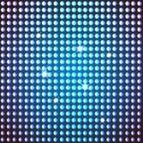 αφηρημένη ανασκόπηση ζωηρόχρωμη Φω'τα Disco ελεύθερη απεικόνιση δικαιώματος